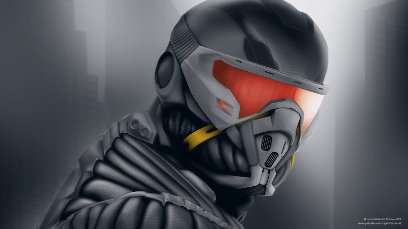Fan Art for Crysis game HD