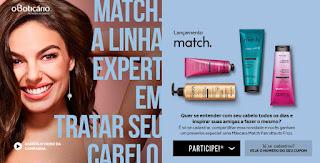 Promoção Boticário - Ganhe uma Máscara Match Patrulha do Frizz