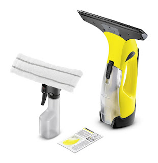 Window Vacuums cleaners, cleaning plus drying £44.99 Kärcher WV5 Plus 3rd Generation