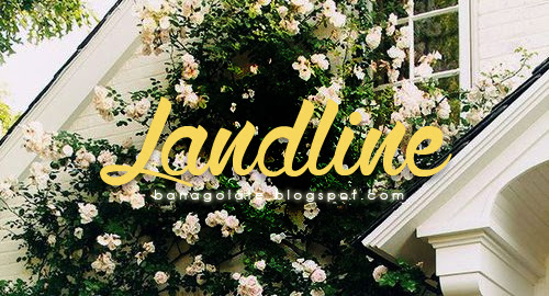 Review: Landline by Rainbow Rowell