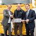 Jumbo breidt wagenpark uit met een eerste volledig elektrische vrachtwagen