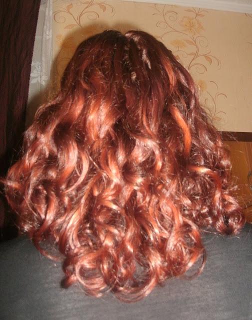 Włosy w listopadzie 2014r.