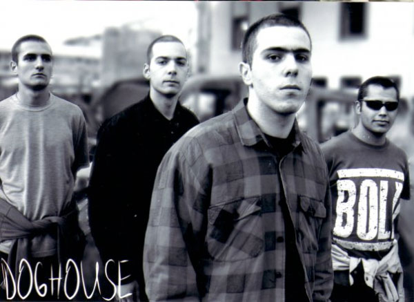 Doghouse release video for 'Off With Their Heads'
