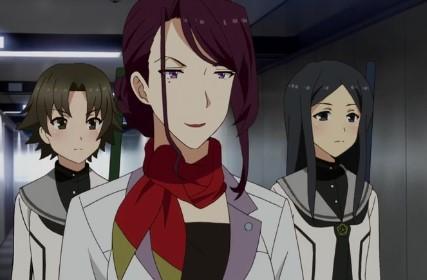 Toji no Miko – Episódio 19