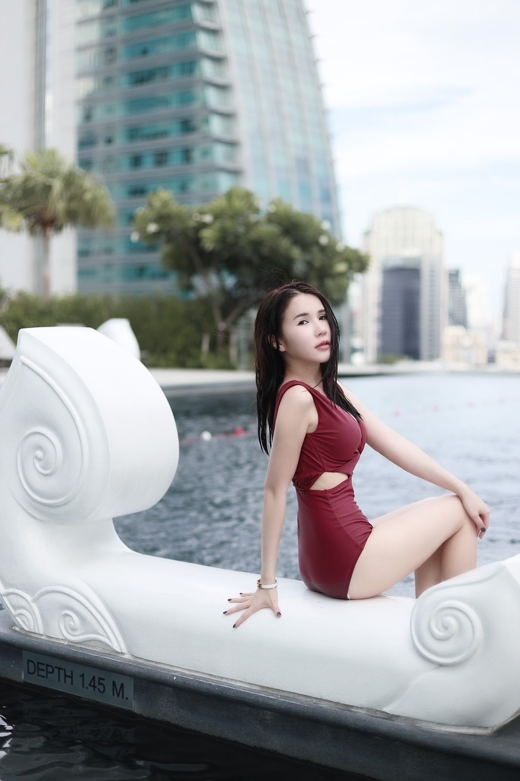 Thailand Beautyful Girl Pic No.255 ||  Phattharawadee Chookulsompun