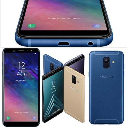 Harga Samsung A6 2018 Terbaru Dan Detail Spesifikasi Media Genggam