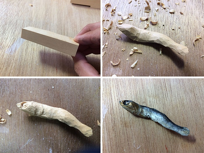 09-Anchovies-Seiji-Kawasaki-Mouth-Watering-Realistic-Food-Art-Made-out-of-Wood-www-designstack-co