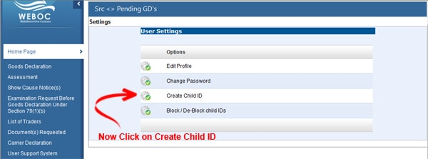 create-child-id-in-weboc