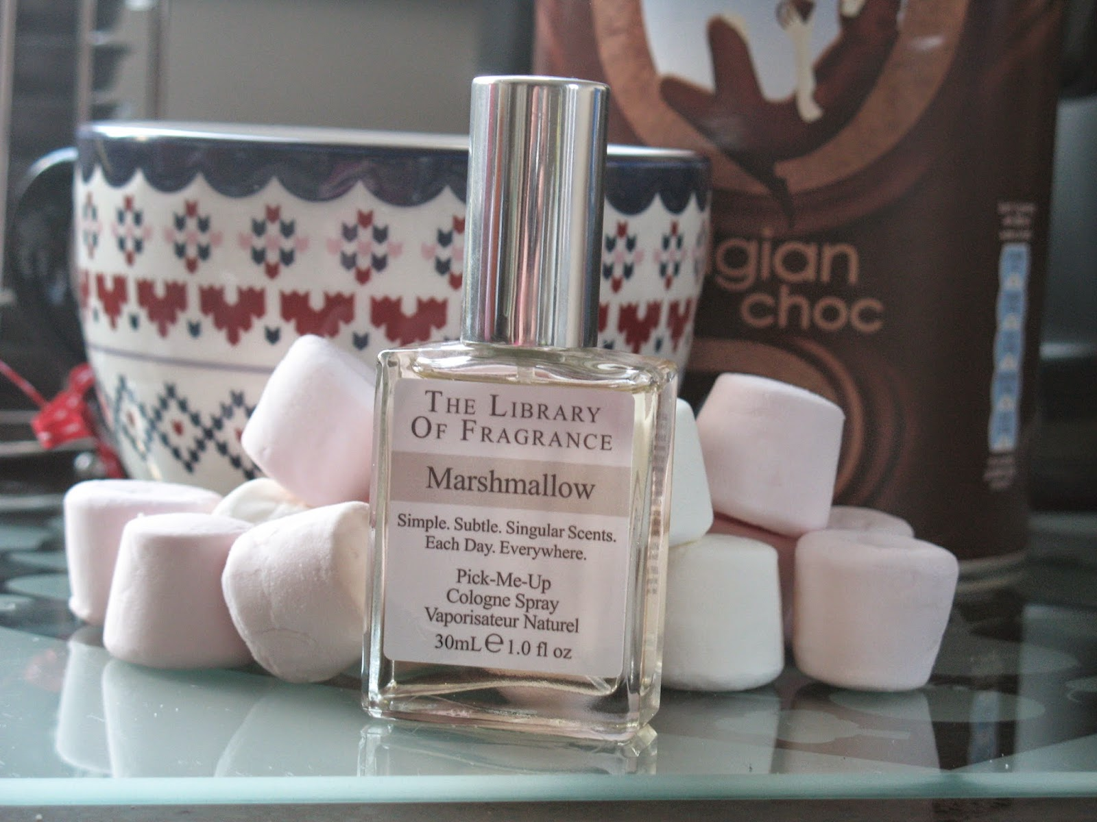 The Library of Fragrance Marshmallow Perfume