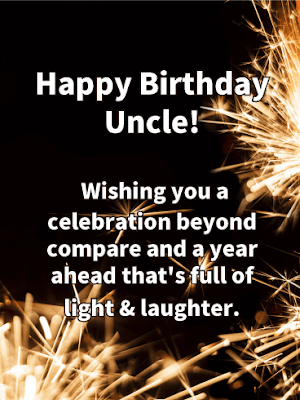 birthday wishes for uncle in hindi