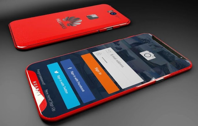 Huawei P X Smartphone With 24MP Camera    Concept
