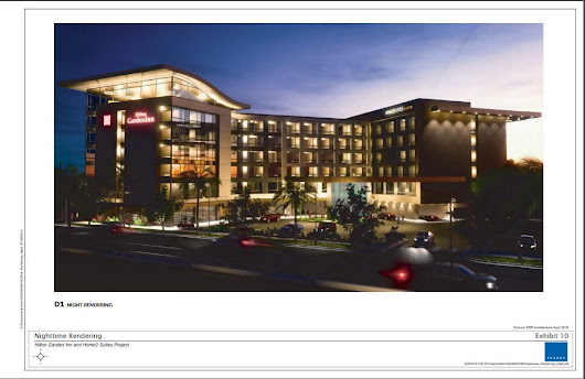 Six Story Hotel Proposed in Anaheim Resort