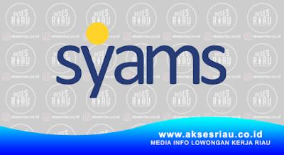 Lowongan Perusahaan Syams Indonesia Pekanbaru Juli 2018