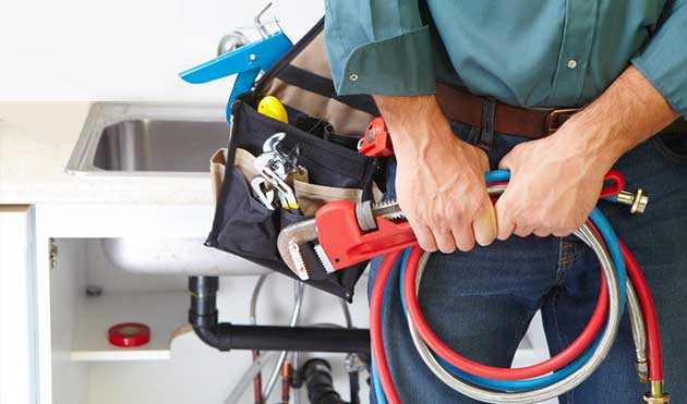 Plumbing services Rye