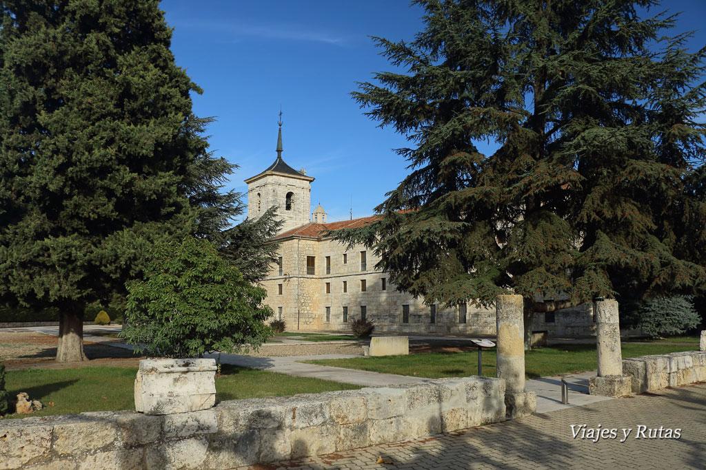 Monasterio de San Isidro, La Trapa, Dueñas, Palencia