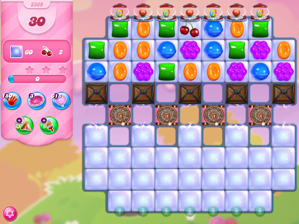 Candy Crush Saga level 3369