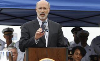 Pennsylvania governor vetoes 20-week abortion ban