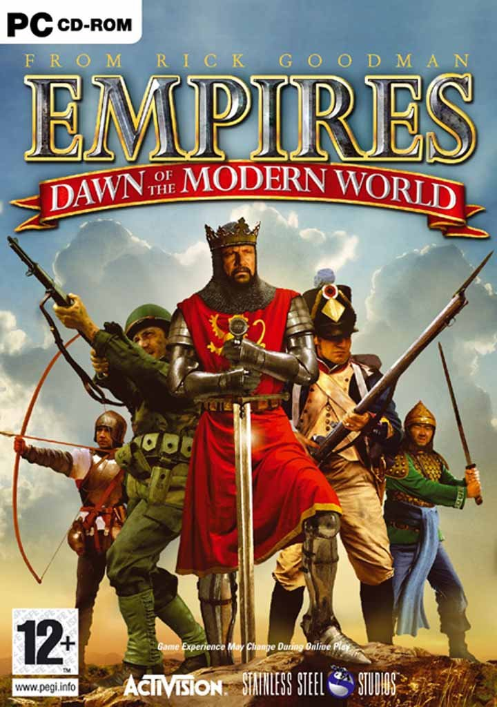 Empire Dawn of the Modern World PC Full Español