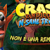 Crash Bandicoot: N. Sane Trilogy non è una Remastered