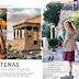 Ισπανίδα ηθοποιός φωτογραφίζεται στην Αθήνα για το κορυφαίο περιοδικό De Viajes και την ερωτεύεται