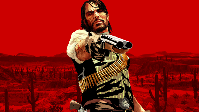 Games que marcaram - Red Dead Redemption - John Marston