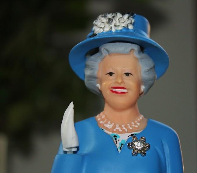 Письмо Кати Махоркиной английской королеве Елизавете II