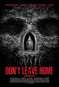 Don't Leave Home Poster