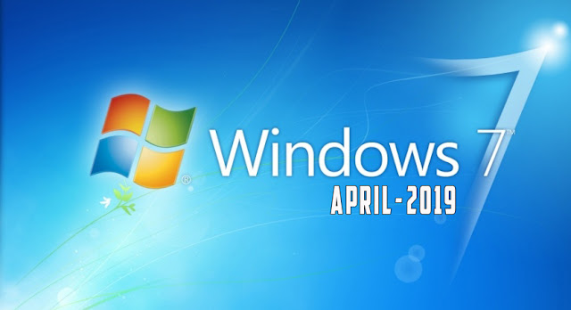 Download Free Windows 7 All Versions 32 / 64 Bit ISO April-2019