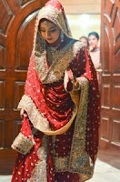 10 dupatta drape styles for Pakistani brides