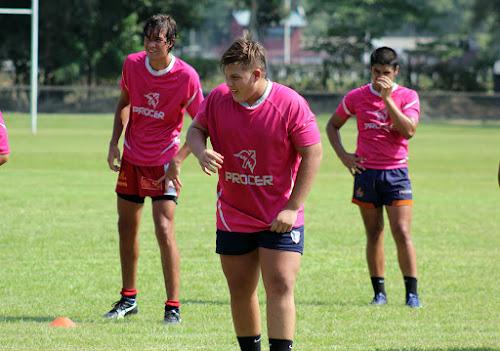 El COE autorizó los entrenamientos en los clubes de rugby