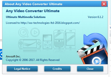 any video converter ultimate crack key