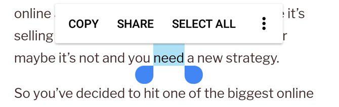 Cómo administrar el portapapeles en Android de la mejor manera