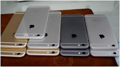 iPhone 6 lock cũ khác gì bản quốc tế?