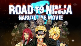 Naruto Shipuuden Movie 6 - Road to Ninja