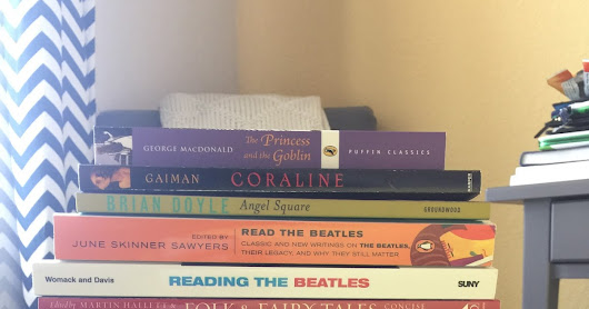 School Book Haul