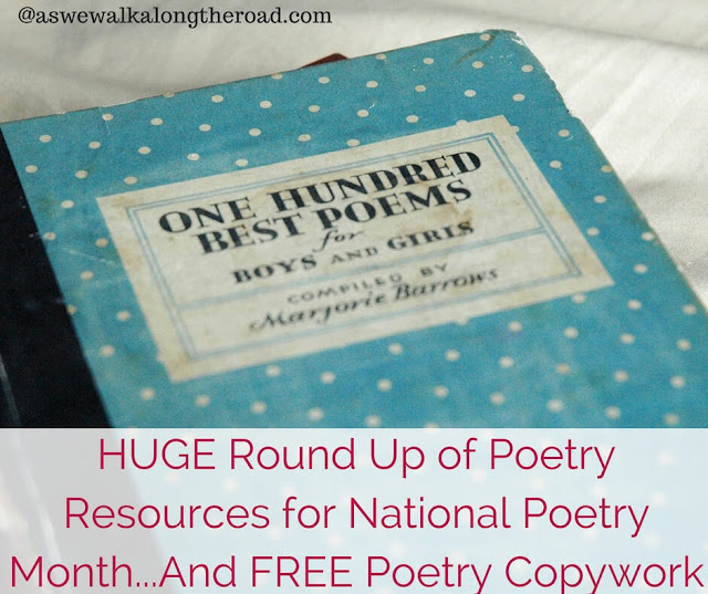 Poetry resources for kids