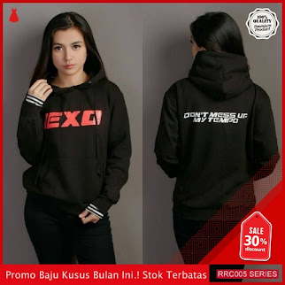 RRC005S23 Sweater Terbaru Hodie Exo Tempo Wanita Terbaru BMGShop