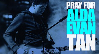 Pray For Alda Evan Tan campaign; image from https://www.facebook.com/AldaEvanTan