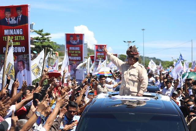 Prabowo Subianto 2019-2024: Negara Kuat!