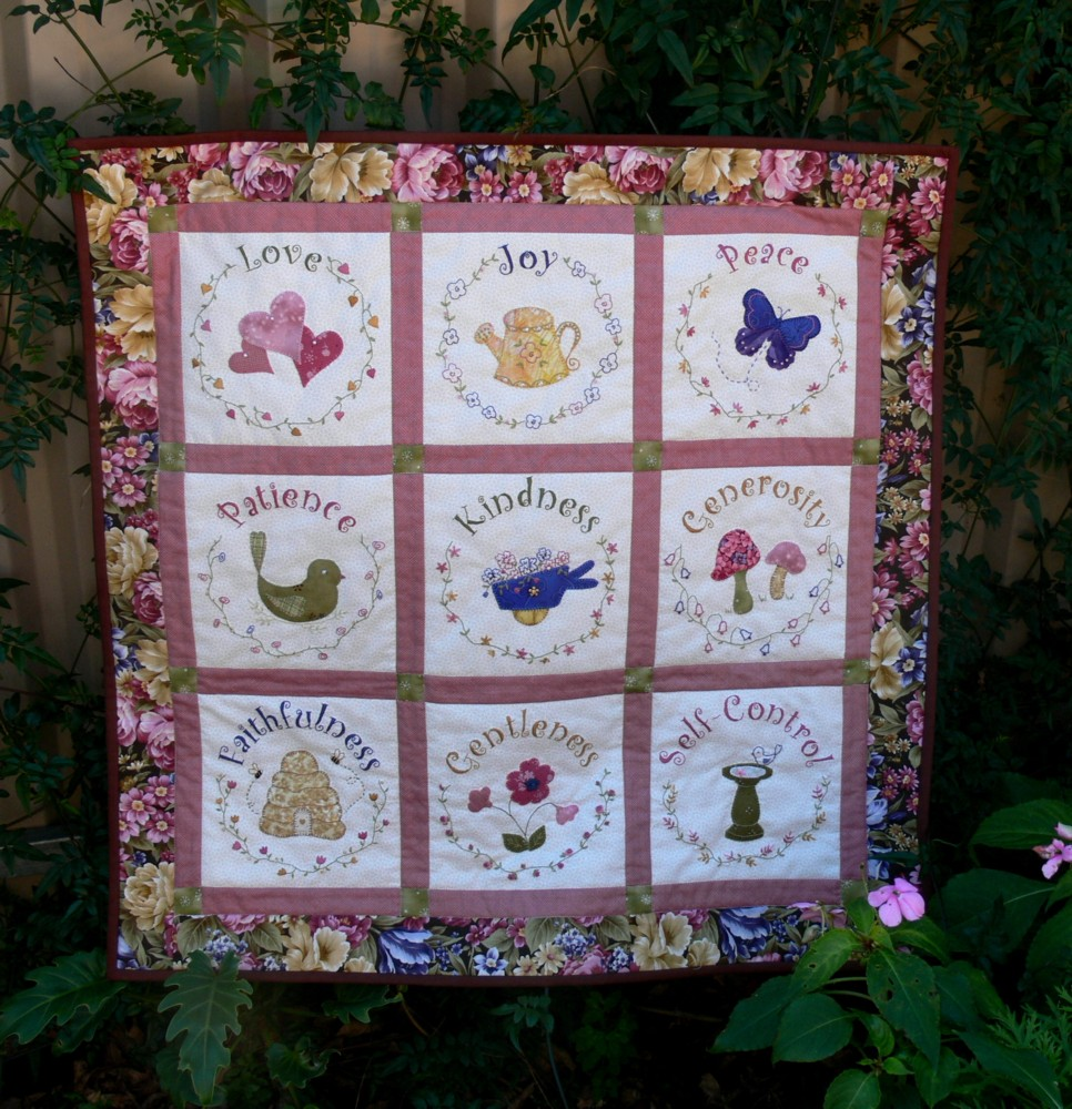 Val Laird Designs - Journey of a Stitcher: wall quilts and ...