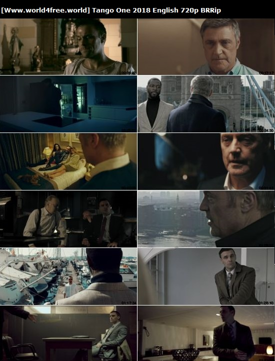 Screen Shoots of Tango One 2018 Full English 480p BRRip 300MB Download