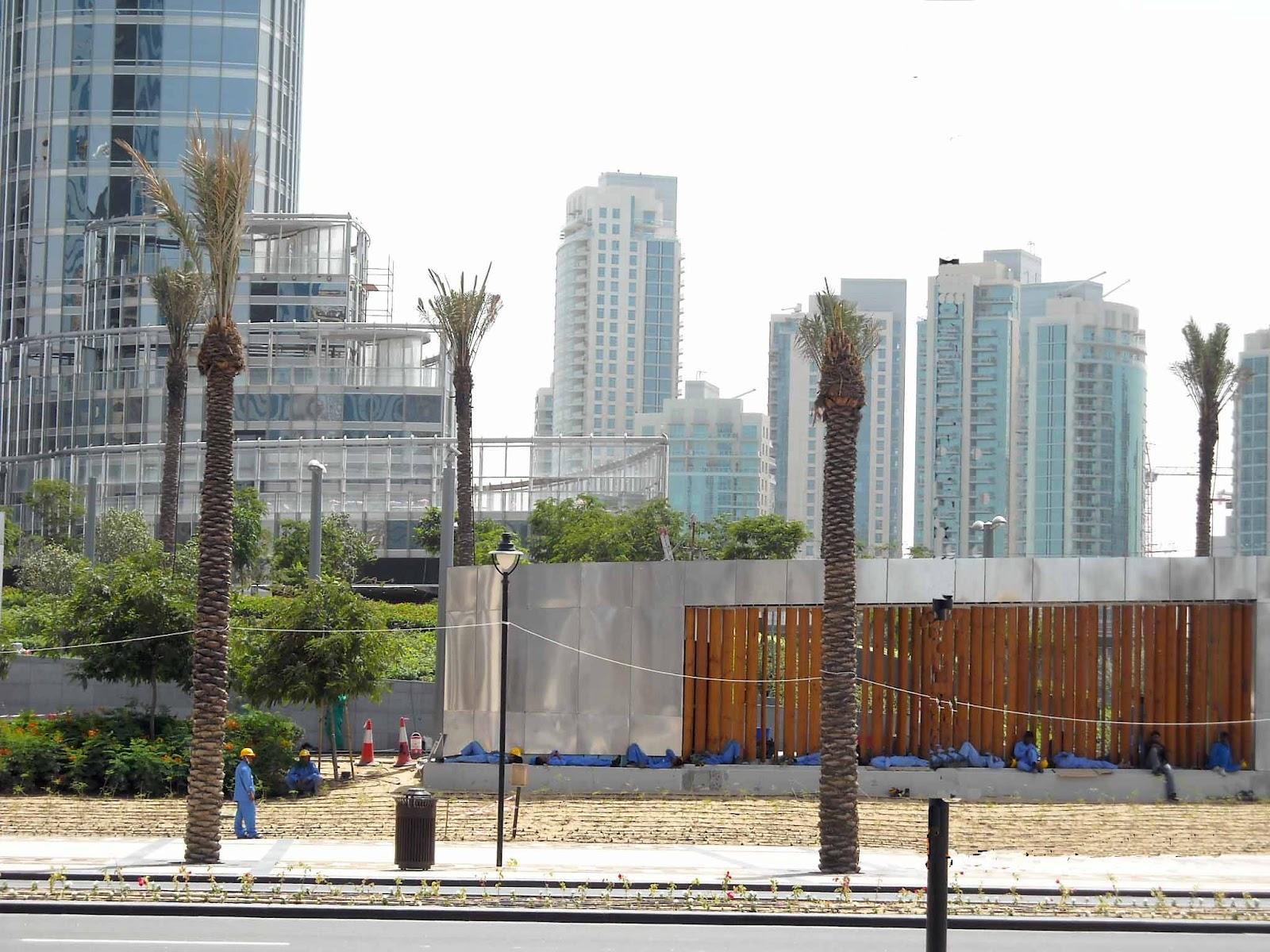 Cosas que hacer y ver en Dubai (II) - Ahora toca viajar