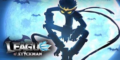 League of Stickman Mod Apk v3.0.3 Unlimited Money Terbaru