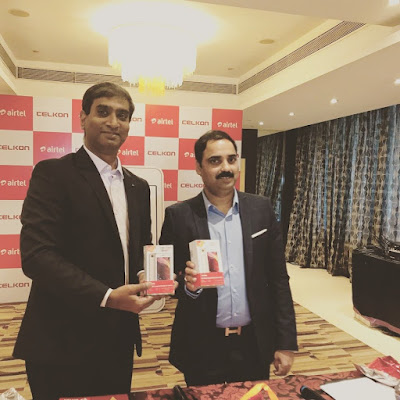Airtel partners with Celkon 2 offer 4G smartphone at effective price of Rs. 1349
