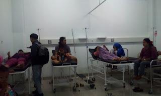 Polres Karawang Tindaklanjuti Kasus Keracunan Warga di Kutamekar Ciampel