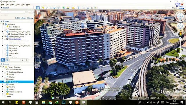 Download Google Earth Pro 2019 (Windows, Mac, Linux)