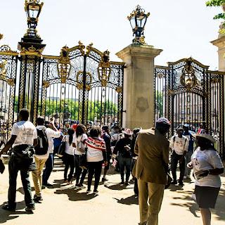 UK Virtual Zone 1 Hosts Royal Wedding Rhapsody Party at Buckingham Palace
