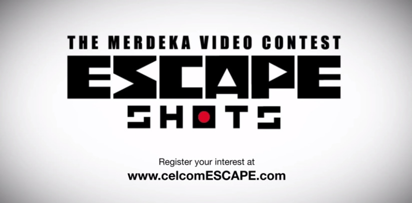 """ESCAPE Shots Merdeka Video Contest"""