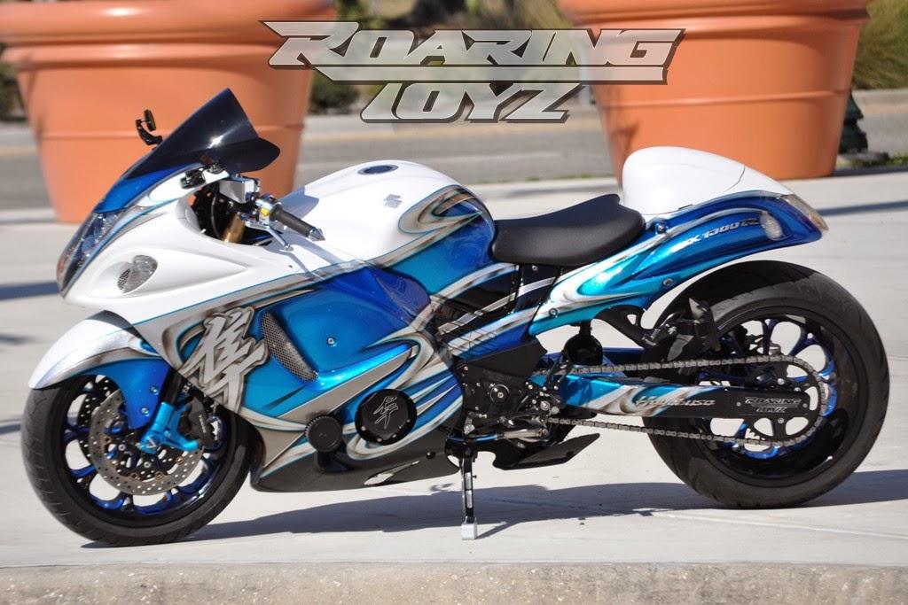 Racing Cafè: Suzuki GSXR 1300 Hayabusa by Roaring Toyz