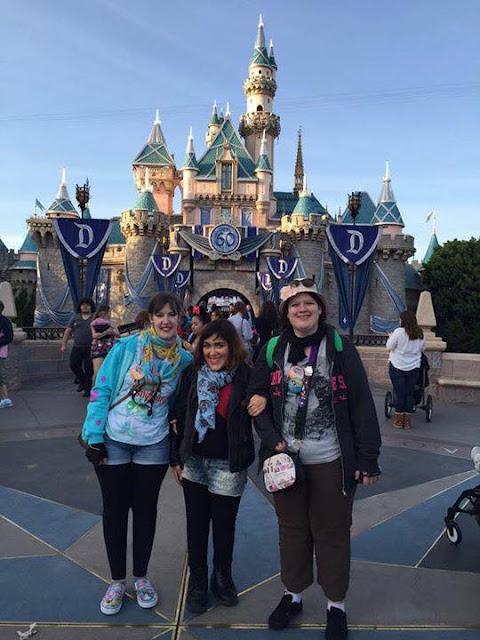 Disneyland Anaheim 60th anniversary